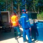 Operação e manutenção de estação de tratamento de esgoto