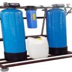 Sistema de filtragem de água de chuva